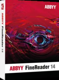 ABBYY FineReader 14 Standard inkl. PDF Transformer Jahreslizenz für 19,90 Euro inkl. MwSt