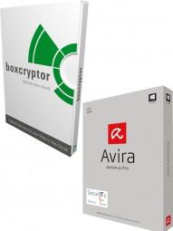 Boxcryptor Unlimited und Antivirus Pro