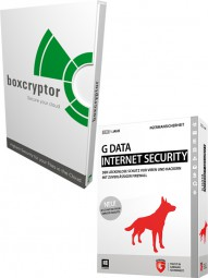 Boxcryptor Unlimited und G Data Internet Security