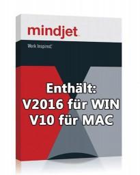 Mindjet MindManager 2016 Win/10 Mac für Studierende und Schüler